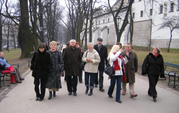 09.02.2008 Spotkanie Członków