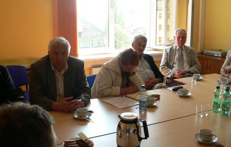 22.04.2009 Spotkanie z ANR