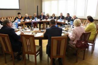 6.09Posiedzenie Zespołu ds. analiz szans i zagrożeń oraz potencjalnych kierunków rozwoju obszarów wiejskich w województwie opolskim