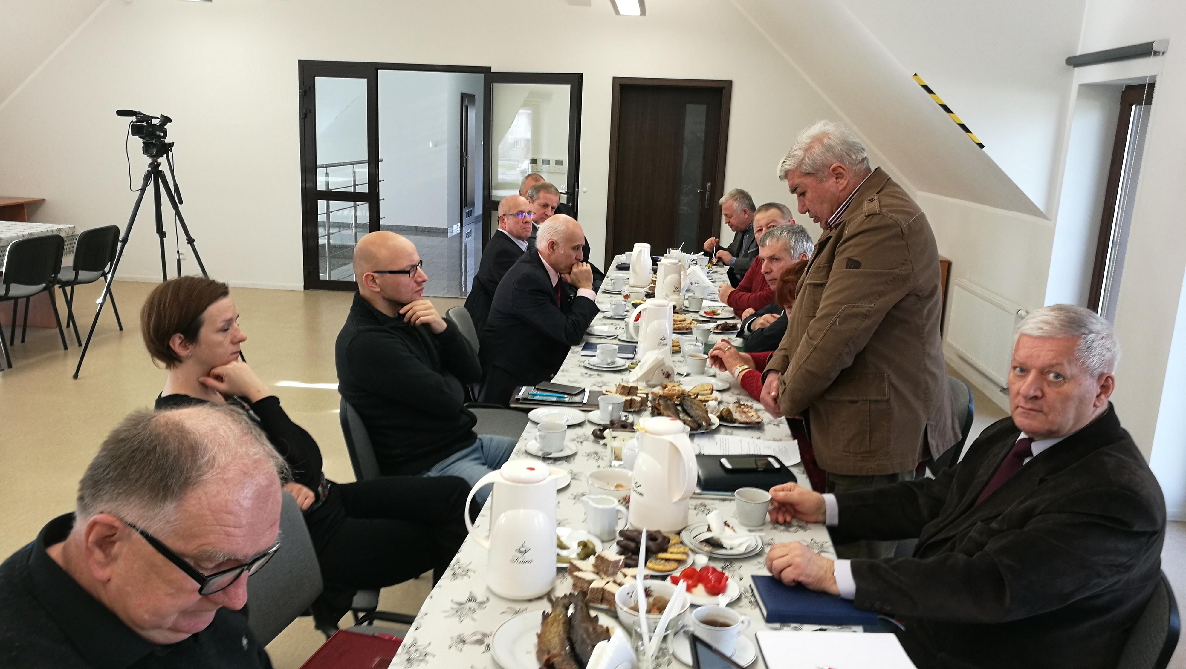 Spotkanie Członków Porozumienia Rolników Opolszczyzny