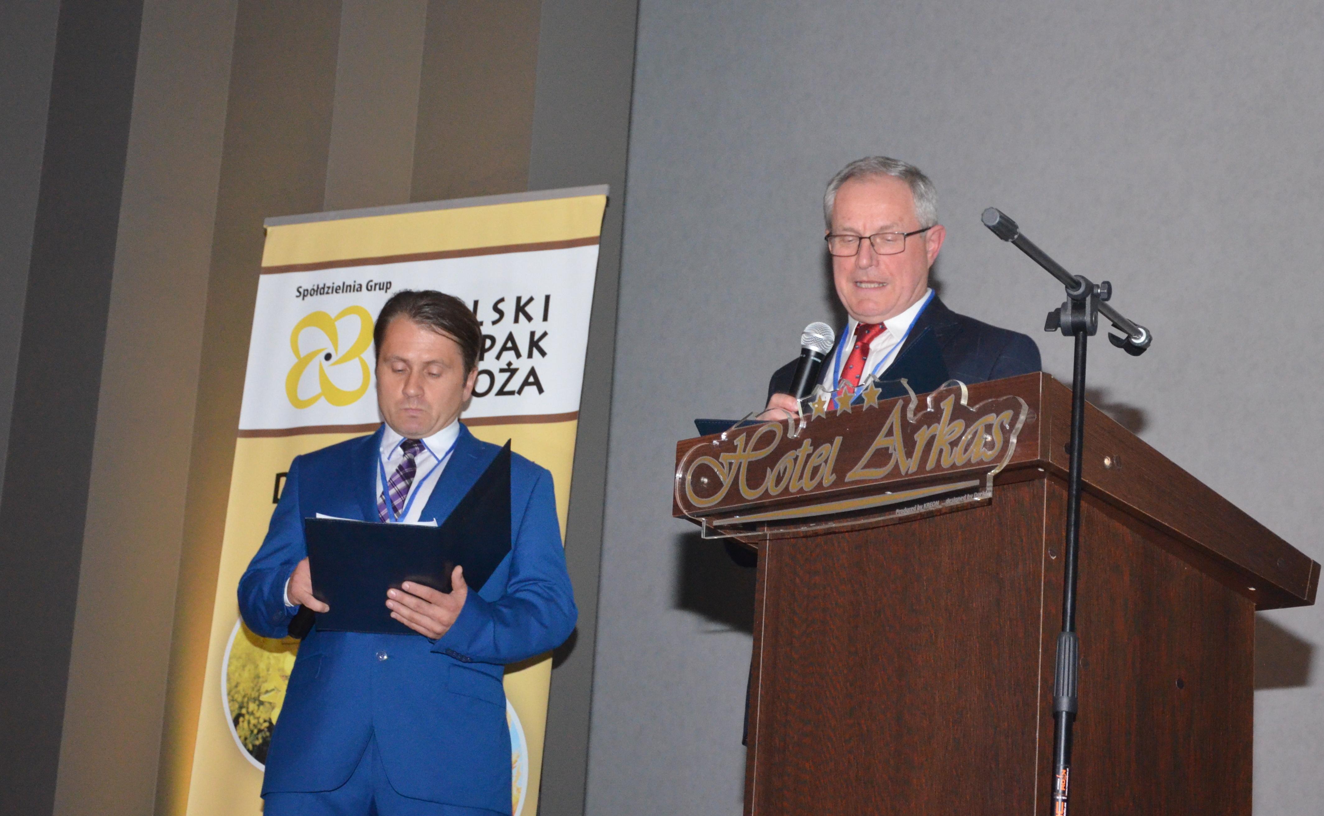 ,, O-Polski Rynek Rzepaku i Zbóż'' – III Edycja Konferencji Towarowych Producentów Rolnych