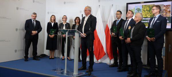 Powołanie komisji -Fundusz Promocji Roślin Oleistych